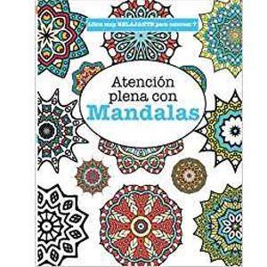 libro para colorear y desarrollar la atencion plea