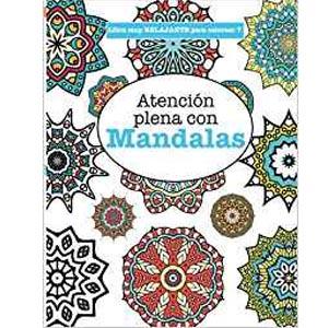 Libros Para Colorear Mandalas Para Niños Y Adultos Todo Mandala