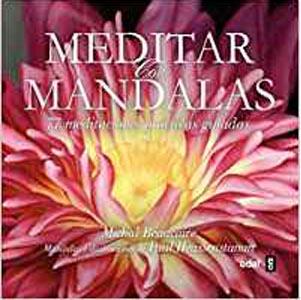 libro para meditar con mandalas