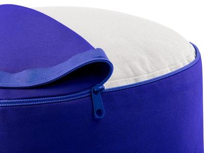funda zafu azul