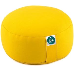 zafu yoga amarillo