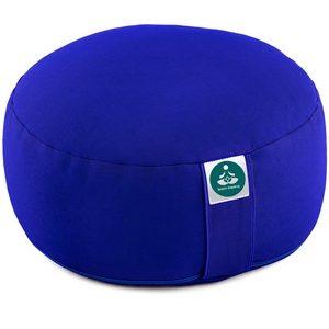 zafu yoga azul