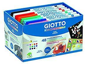 48 rotuladores marca Giotto