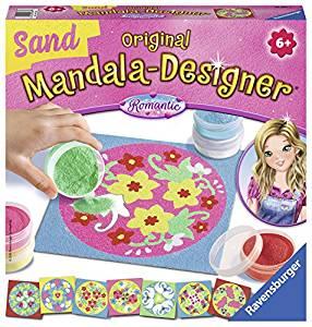 juego para niños mandalas