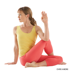Ejercicios de yoga para desintoxicar el cuerpo