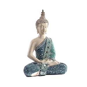 Buda color turquesa moderno