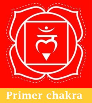 primer chakra